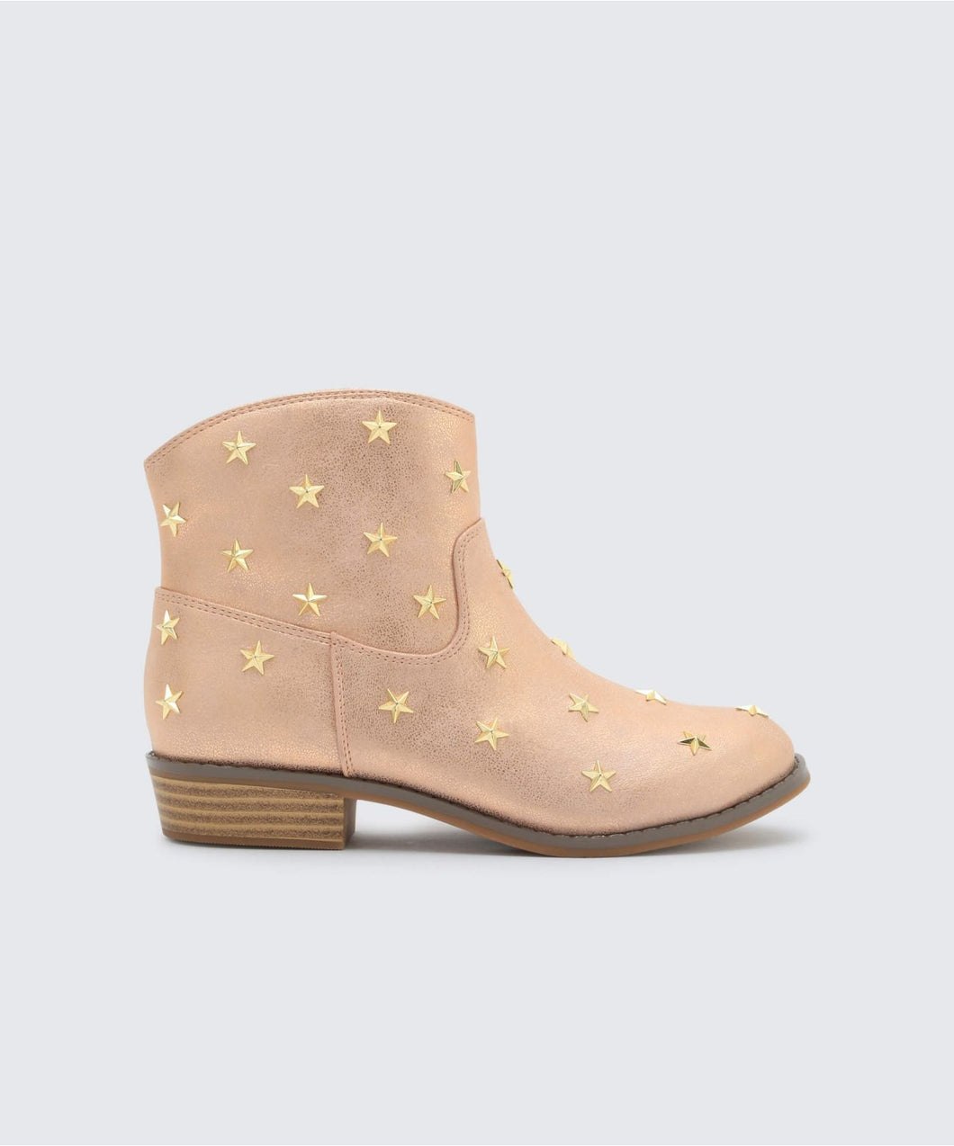 SALO BOOTIES IN ROSE GOLD -   Dolce Vita
