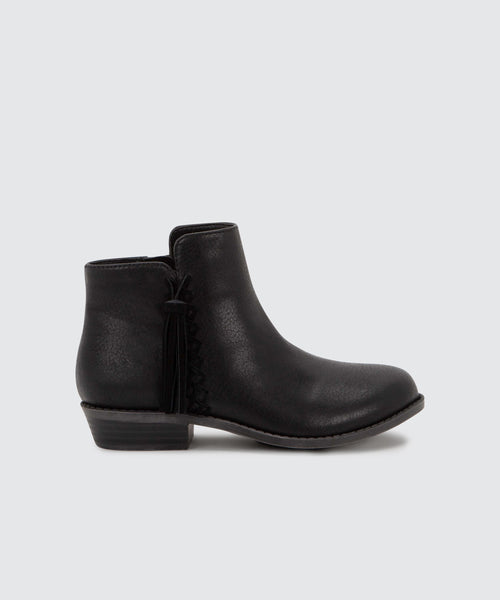 SAMIA BOOTIES IN BLACK -   Dolce Vita