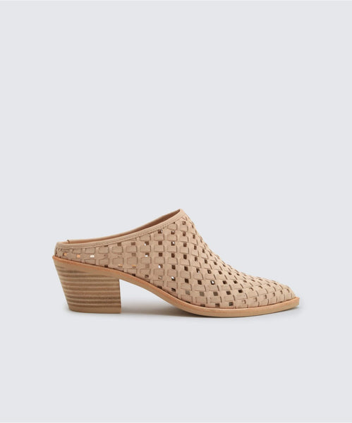 SAYER MULES IN SAND -   Dolce Vita
