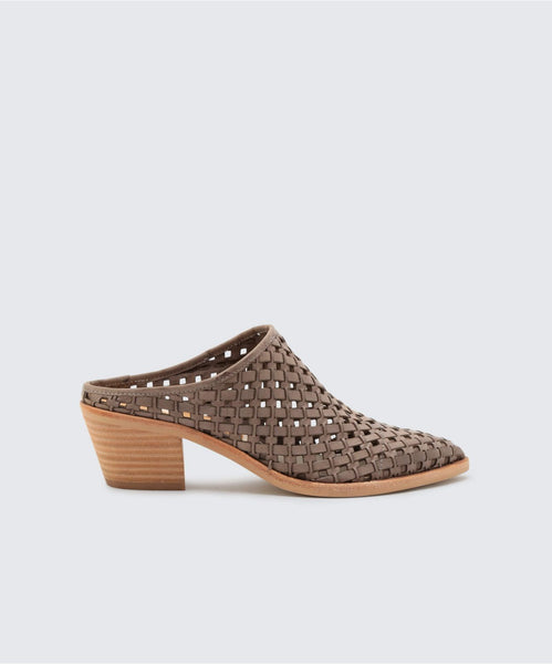 SAYER MULES IN SMOKE -   Dolce Vita