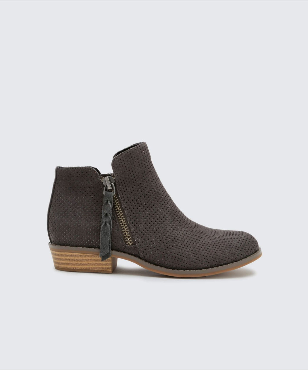 SELA BOOTIES IN SLATE -   Dolce Vita