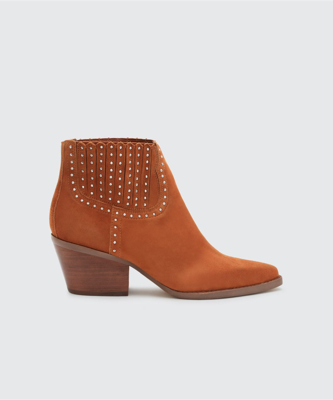 SETHE BOOTIES IN BROWN -   Dolce Vita