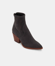 SHANTA BOOTIES IN ANTHRACITE -   Dolce Vita