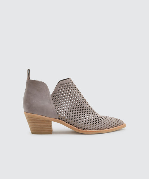 SHER BOOTIES IN GREY -   Dolce Vita