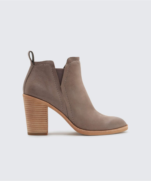 SIMONE BOOTIES IN SMOKE -   Dolce Vita