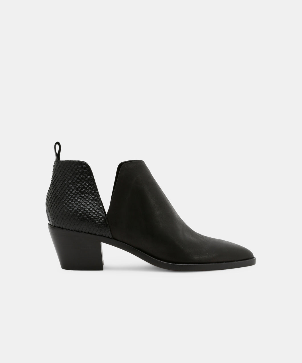 SONNI BOOTIES IN BLACK -   Dolce Vita