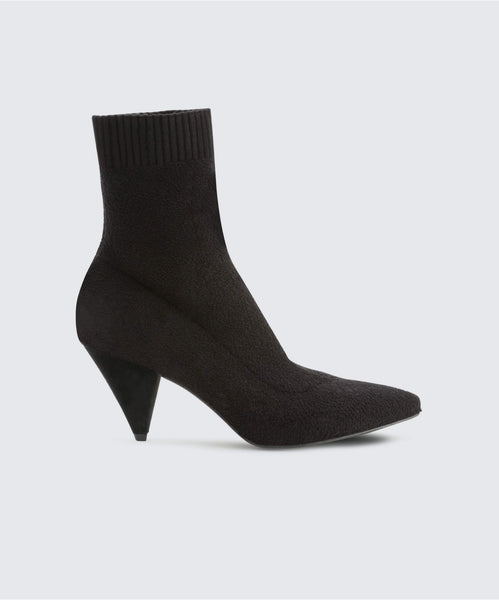 TAO BOOTIES IN BLACK -   Dolce Vita