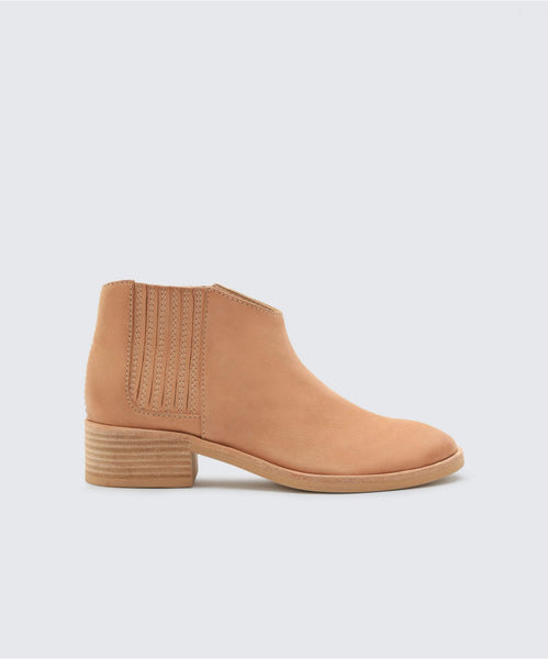 TOWNE BOOTIES IN BLUSH -   Dolce Vita