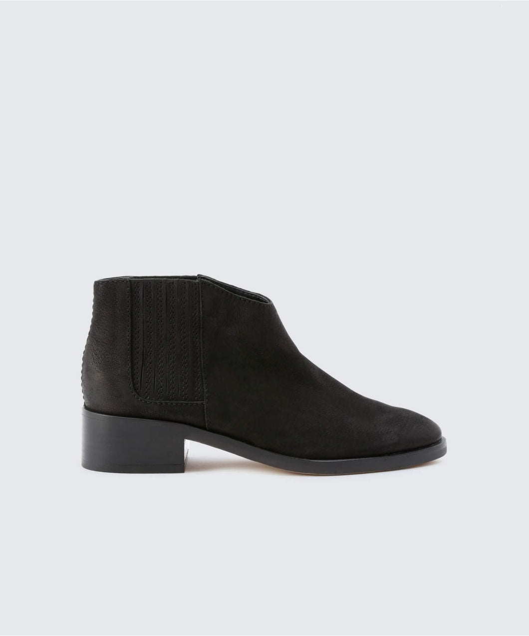 TOWNE BOOTIES IN ONYX -   Dolce Vita