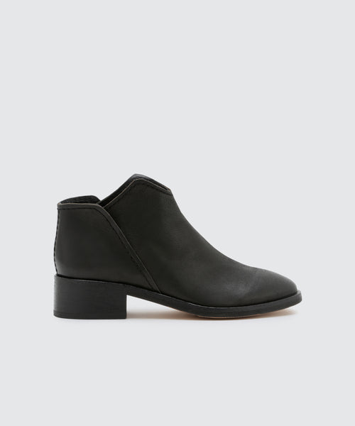 TRIST BOOTIES IN BLACK -   Dolce Vita