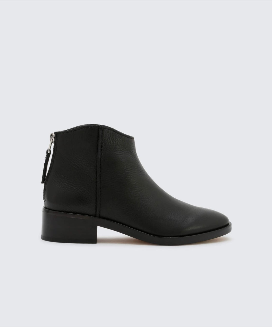 TUCKER BOOTIES IN BLACK -   Dolce Vita