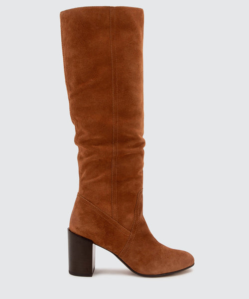 CORMAC BOOTS IN BROWN