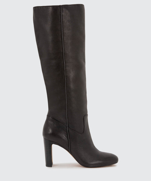 DAVEY BOOTS IN BLACK -   Dolce Vita