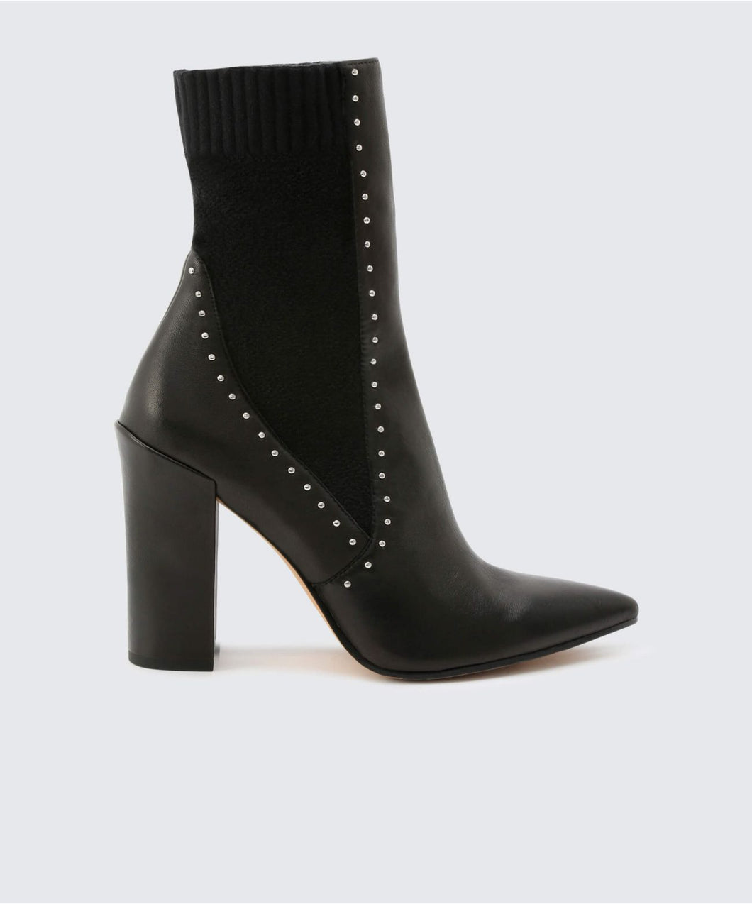 ECHO BOOTIES BLACK -   Dolce Vita