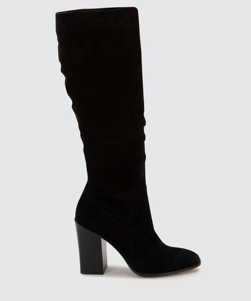 KASIDY BOOTS IN BLACK -   Dolce Vita