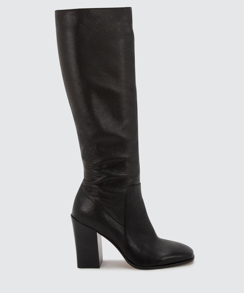 KASIDY BOOTS IN ONYX -   Dolce Vita