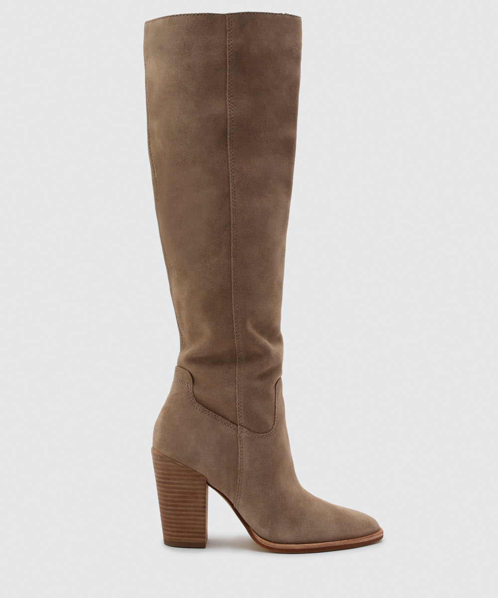 a95fef55ed2 KYLAR BOOTS DK TAUPE – Dolce Vita
