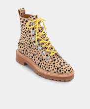 WHITNY BOOTS IN LEOPARD CALF HAIR -   Dolce Vita