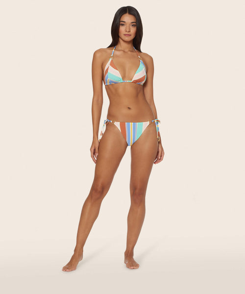 AGE OF AQUARIUS BOTTOM IN MULTI STRIPE -   Dolce Vita