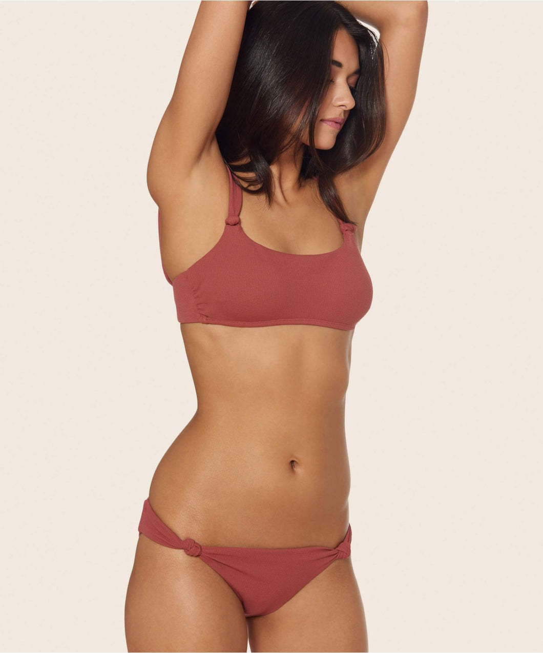 KNOTTY SCOOP BOTTOM SAHARA -   Dolce Vita