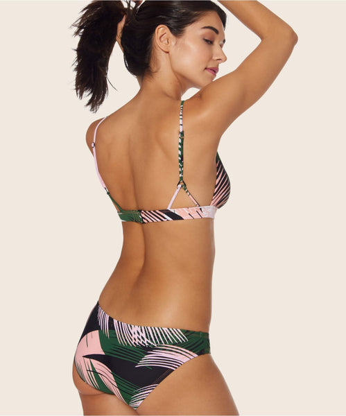 PARADISE BASIC SCOOP BOTTOM FLAMINGO -   Dolce Vita