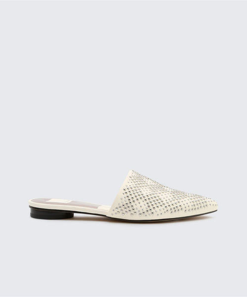 ELVAH FLATS OFF WHITE -   Dolce Vita