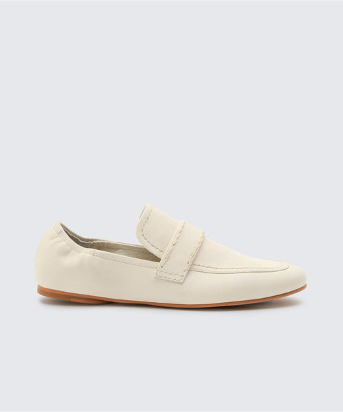 FRASER FLATS IN OFF WHITE -   Dolce Vita