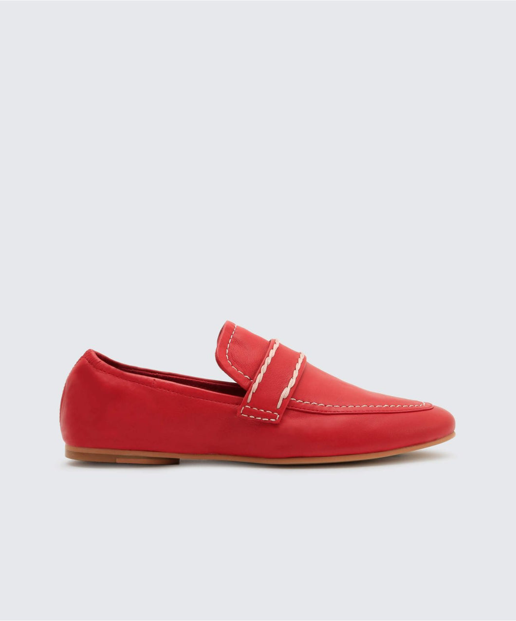 FRASER FLATS IN RED -   Dolce Vita
