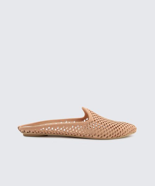 GRANT PERF FLATS IN NATURAL -   Dolce Vita