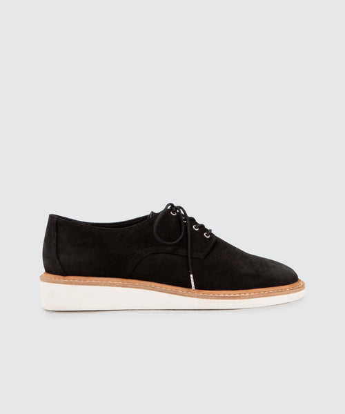 PHYLIS OXFORDS IN BLACK -   Dolce Vita