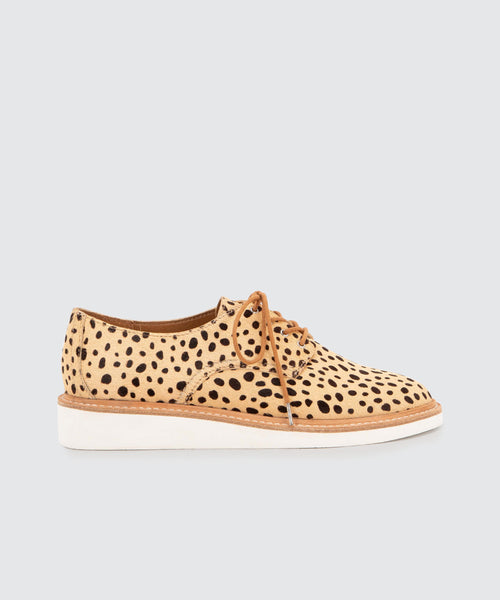 PHYLIS OXFORDS IN LEOPARD -   Dolce Vita