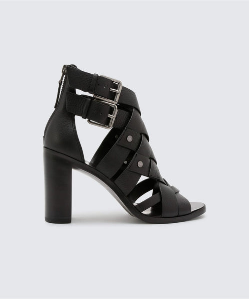 NOREE HEELS IN BLACK -   Dolce Vita