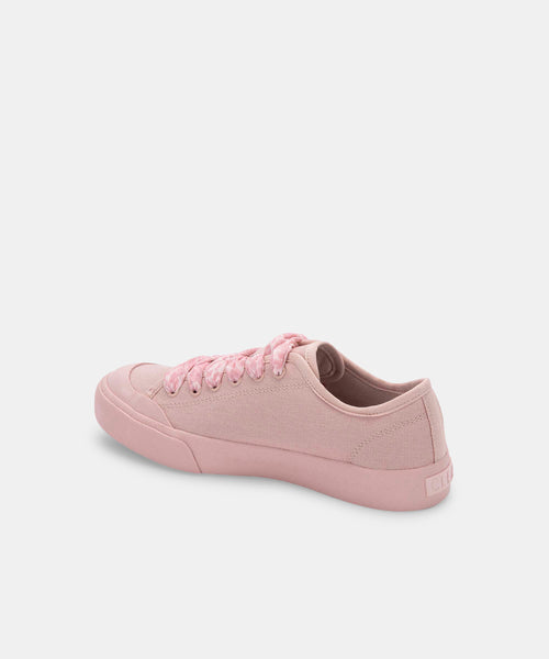 BRYTON SNEAKERS IN LT BLUSH