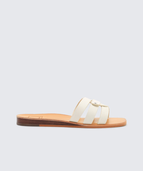 CAIT SANDALS OFF WHITE -   Dolce Vita