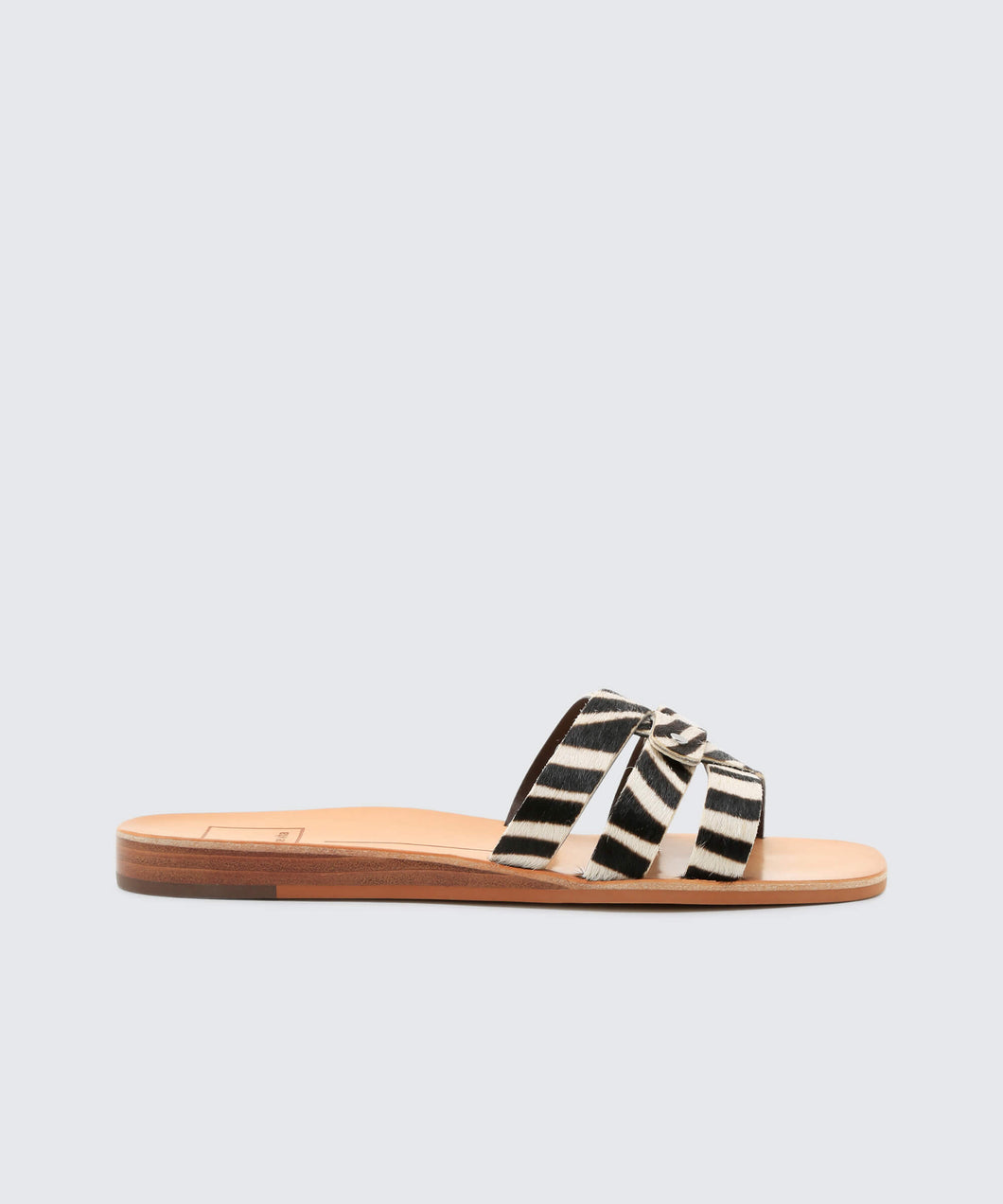 CAIT SANDALS IN ZEBRA -   Dolce Vita