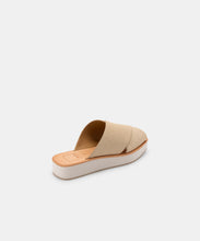 CAPRI SANDALS SAND CALF HAIR -   Dolce Vita