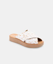 CAPRI SANDALS FAWN CALF HAIR -   Dolce Vita