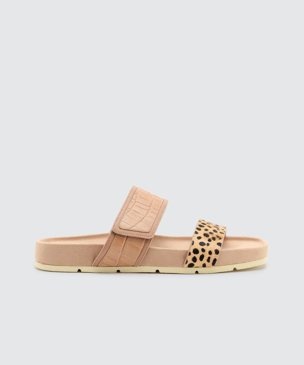 CATON SANDALS IN LEOPARD -   Dolce Vita