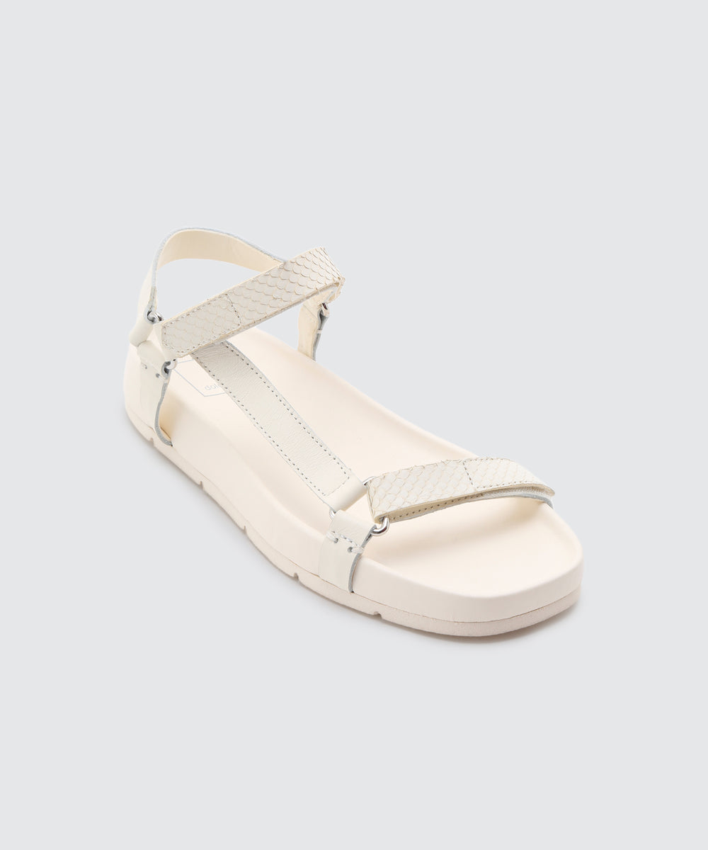 2a4c5d059aa0 COLM SANDALS IN WHITE