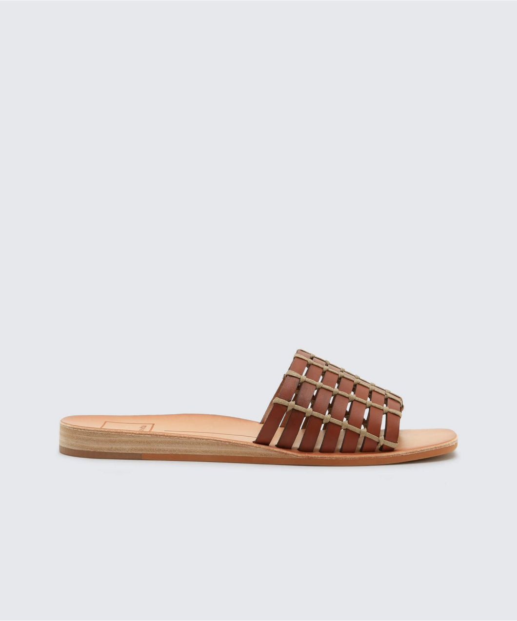 COLSEN SANDALS IN BROWN -   Dolce Vita