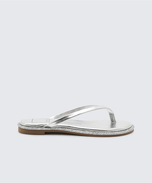 DAISY SANDALS IN SILVER -   Dolce Vita
