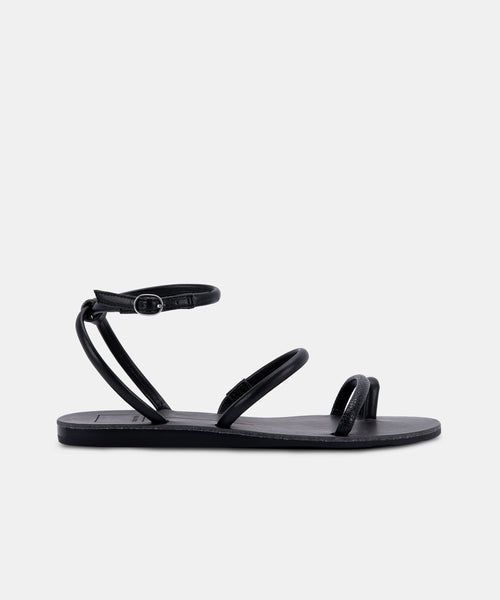 DAREN SANDALS IN BLACK STELLA -   Dolce Vita