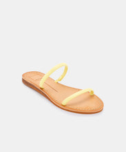 DARLA SANDALS IN CITRON STELLA -   Dolce Vita