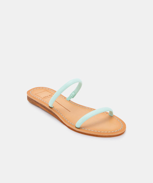 DARLA SANDALS IN MINT STELLA -   Dolce Vita