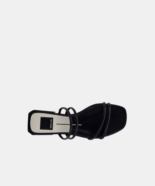 HAIZE SANDALS IN BLACK STELLA -   Dolce Vita