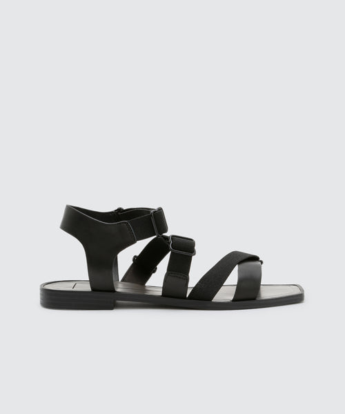 INDAH SANDALS IN BLACK -   Dolce Vita
