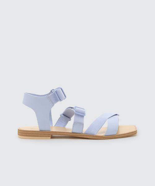 INDAH SANDALS IN BLUE -   Dolce Vita