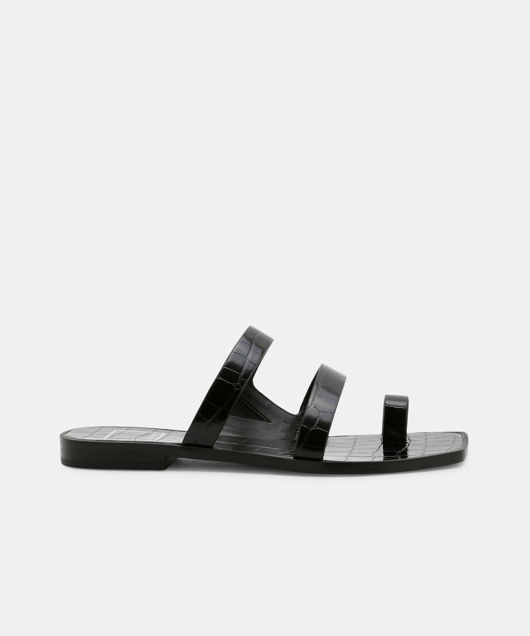 ISALA SANDALS IN BLACK -   Dolce Vita