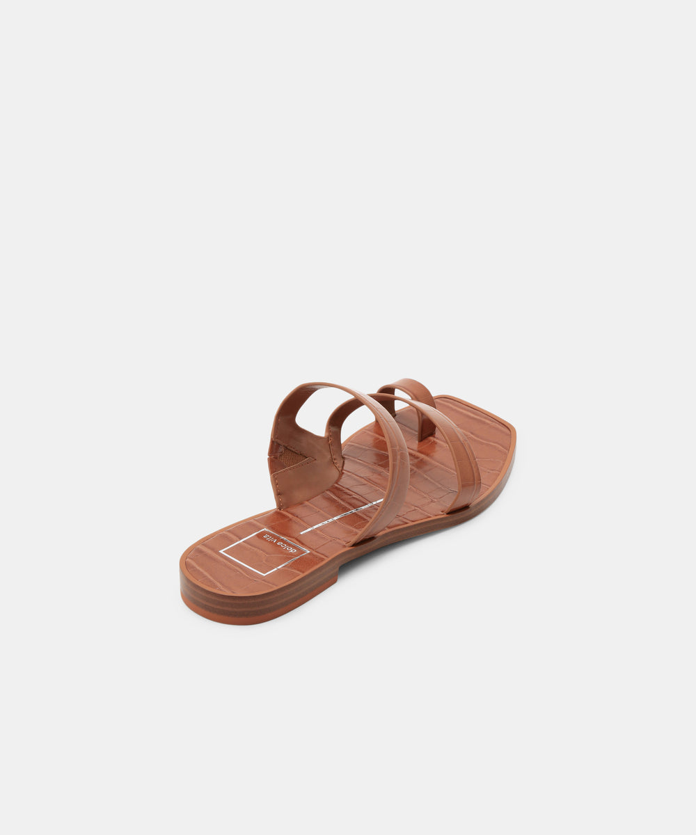 9a52cc53395b ISALA SANDALS IN BROWN