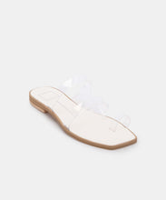 ISALA SANDALS IN CRYSTAL VINYL -   Dolce Vita